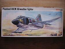 MAQUETTE 1/72 VINTAGE FROG REF F 262 PHANTOM F-4K/M AVION