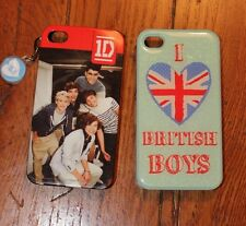 One Direction I Love British Boys IPhone 4 4s Case Apple