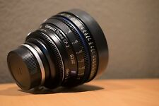 Zeiss Compact Prime CP.2 50mm/T1.5 Super Speed EF Mount Extremely Sharp