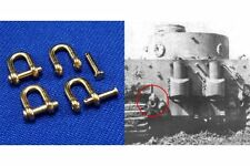 RB Model 07786156 1/35 Shackles for Tiger / Tiger II 4pcs
