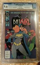 BATMAN ADVENTURES #12 CGC 9.6 NM+ 1ST HARLEY QUINN WHITE PAGES