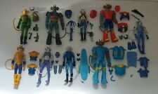 BIKER MICE FROM MARS FIGURES X9 + ACCESSORIES1992-2006 RARE