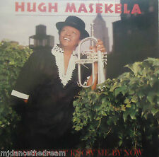 """HUGH MASEKELA - If You Dont Know Me By Now ~ 12"""" Single PS US PRESS PROMO"""