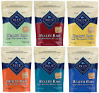 BLUE BUFFALO Healthy DOG Natural BISCUITS TREATS 1 LB ALL FLAVORS USA Made USA