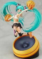 Vocaloid Hatsune Miku CHEERFUL VER. 1/8 Scale Painted PVC Figure Figurine IN BOX