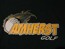 AMHERST Ohio HIGH SCHOOL Golf Team T Shirt NWOT Green FREE Shipping size Medium