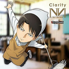 SOUNDTRACK CD Anime TV Music Attack on Titan Shingeki no Kyojin    Clarity
