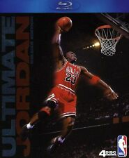 NBA: Ultimate Jordan [Deluxe Edition] [4 Discs] Blu-ray Region B