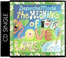Depeche Mode - The Meaning Of Love - MAXI CD 1982/1988