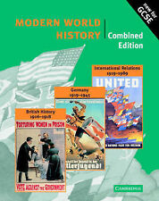 Modern World History Combined edition (Cambridge History Programme Key Stage 4),