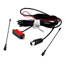 IEC Port Car Analog TV Antenna Receiver Digital Antenna Aerial Fit For BMW