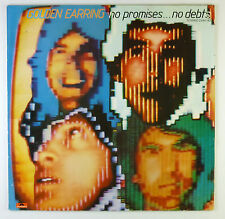 """12"""" LP - Golden Earring - No Promises ... No Debts - B4618 - washed & cleaned"""