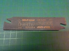 1 x Iscar Self-Grip SGFH 26-4