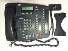 3Com VoIP Phone Model 1102 NBX Business with PoE Power Over Ethernet Adapter