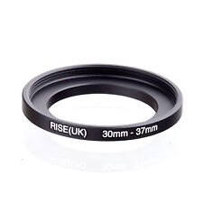 30mm to 37mm 30-37 30-37mm30mm-37mm Stepping Step Up Filter Ring Adapter
