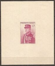 "MONACO STAMP TIMBRE BLOC FEUILLET 1 "" PRINCE LOUIS II 1938 "" NEUF xx TTB"