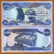 Iraq, 5000 (5,000) Dinars, 2003, P-94a, UNC