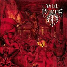 Dechristianize by Vital Remains (CD, Apr-2003, Olympia Records) Glen Benton