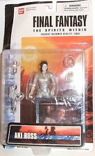 AKI Ross Final Fantasy action computer game figures toy unopened Ban Dai