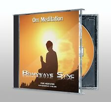 Om Meditation - Spiritual Buddhist Brainwave Entrainment Audio - Deep Theta