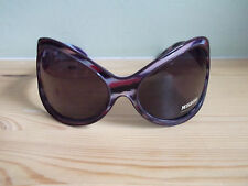 *Ladies Missoni Purple Wrap Sunglasses & Case M150103 62 19 110 Made in Italy