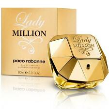 Paco Rabanne Lady Million by Paco Rabanne 2.7 oz EDP Perfume for Women Sealed