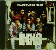 INXS 'FULL MOON, DIRTY HEARTS' 12-TRACK CD