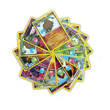 Pokemon TCG : 25CARD LOT RARE, COM/UNC, HOLO & GUARANTEED EX OR FULL GAME ART