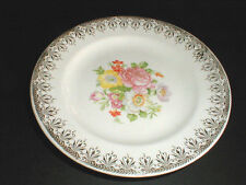 CANONSBURG China Smooth Rim LAJEAN Bread Plate/s (loc-big-r1)