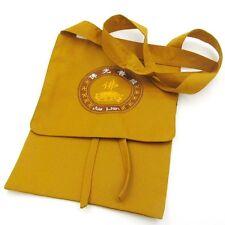 Buddhist Tibetan Monk Buddha Bag Embroidered With Symbol Buddha Word FO Lotus