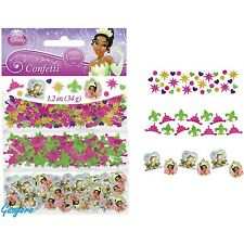 PRINCESS AND THE FROG Tiana Birthday party Confetti Bag Filler Decoration Favors