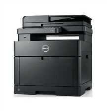 Dell H825CDW 30 ppm 600 x 600 dpi Automatic Color Laser Multifunction Printer