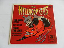 The Hellacopters - The Devil Stole the Beat from Lord - Cardboarsleeve - RARE CD