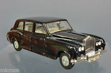 DINKY TOYS  MODEL No.152 ROLLS ROYCE PHANTOM V  LIMOUSINE