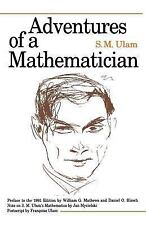 Adventures of a Mathematician by Ulam, S. M.