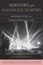 Adventures of a Hollywood Secretary: Her Private Letters from Inside t-ExLibrary