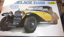 Heller DELAGE D.8SS 1/24 Model Car Mountain KIT