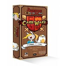 Adventure Time Card Wars Expansion Fionna vs Cake Brand New