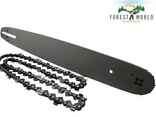 "16"" Guide Bar & Chain For HUSQVARNA 298,362,365,371,372XP,380,385XP 3/8'' .058''"