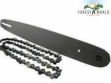 "20"" Guide Bar & Chain For HUSQVARNA 61 65 66 77 162 181 266 288 281 3/8'' .058''"