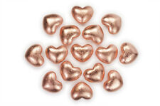 """1 Pc Wholesale Solid Copper Heart - Avg 1"""" - Collecting, Decoration, Gifts"""