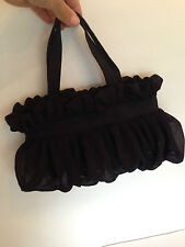 COAST Ladies black fabric bag - Hardly Used