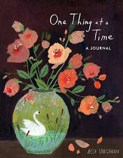 One Thing at a Time : A Notebook by Becca Stadtlander (2014, Print, Other)