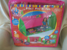 DORA  5-IN-1 PLAY N' FUN TENT