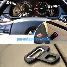 Car Seat Belt Strap Buckle Insert Safety Warning Alarm Eliminator Stopper Insert