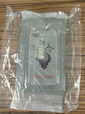 Festive Merry Christmas phone iPhone 4/4S Protective Case Cover
