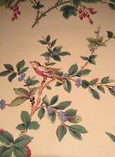 Thibaut wallpaper 2 double rolls with leftover cuttings Kitty Hawk 839-T-6668