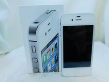 APPLE IPHONE 4S - 16GB - WHITE (VERIZON) SMARTPHONE (UNLOCKED)
