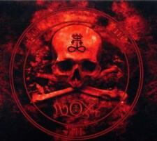 Nox - Blood,Bones and Ritual Death - CD NEU