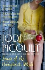 JODI PICOULT ___ SONGS OF THE HUMPBACK WHALE ___ BRAND NEW ___ FREEPOST UK